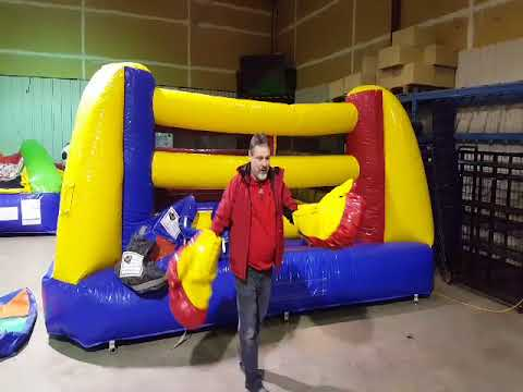 INFLATABLE/CARNIVAL AUCTION LANGLEY MAR 17 2018