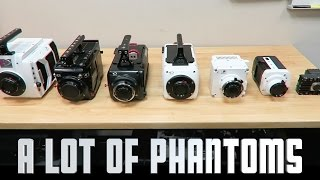How Phantom Cameras are made