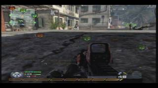 iLuvChknNuggets MW2 Throwing Knife/Tactical Nuke Montage