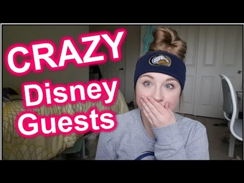 CRAZY Guest STORIES from a Disney World Cast Member | CHARACTER PERFORMER