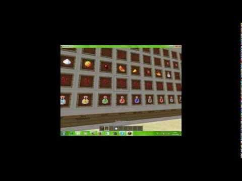 Minecraft 1.7.2 ALL BREWING RECIPES