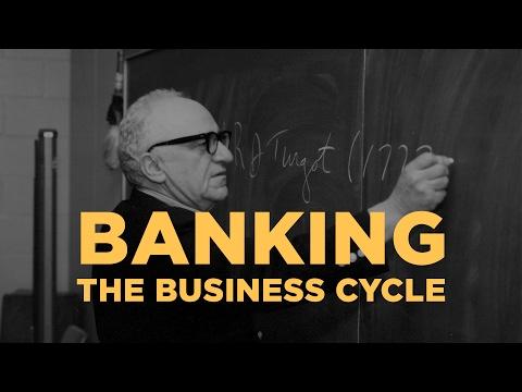 Murray Rothbard: Banking & The Business Cycle (Audio)