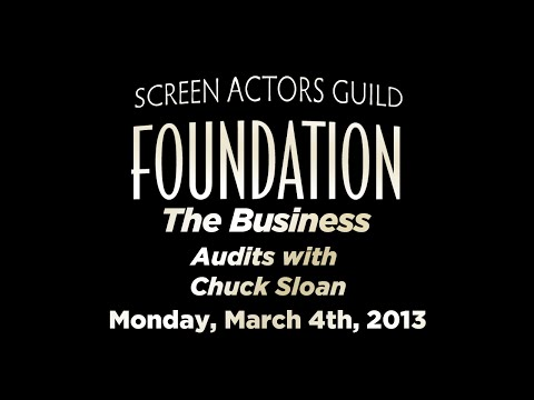The Business: Audits with Chuck Sloan