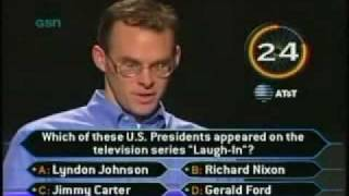 Who wants to be a Millionaire- million dollar winner