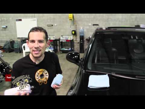 Water Spot Rx - Removes Water Spots on Glass - Chemical Guys Car Care HOW TO