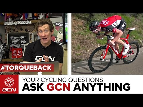 How Do I Accelerate Faster? | Ask GCN Anything About Cycling