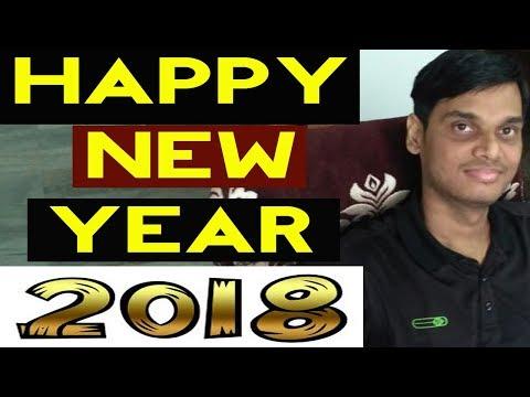 Happy New Year 2018 !! Aap sab ko dil se dher saari subhkaamnayein   Helping abhi