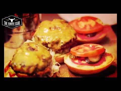 The Ribeye Club - Wagyu Burgers