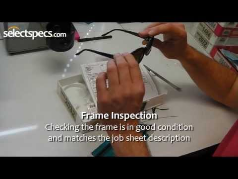 How It's Made: Prescription Glasses by SelectSpecs.com