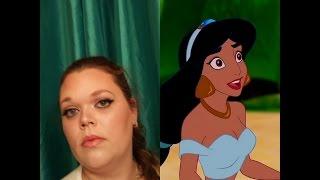 Download Canadian Glam Ma'am: Disney Jasmine Inspired Tutorial Video