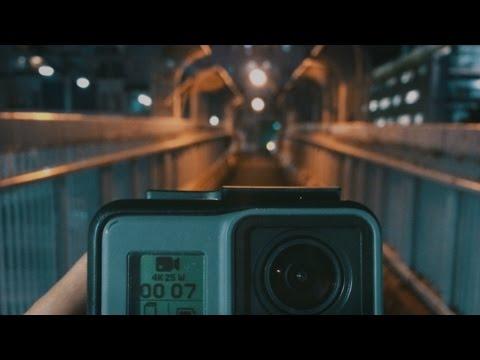 Gopro Hero 5 Black low light test    Jakarta Indonesia