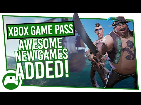 Xbox Game Pass: 8 Awesome New Games You Need To Play!
