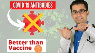 Coronavirus Antibodies SOONER than Coronavirus Vaccine | COVID-19 Antibodies
