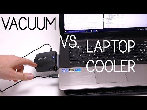 Opolar LC05 Vacuum Fan VS. Laptop Cooler Review