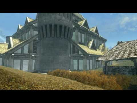 Skyrim Remastered: My Riverwood House & Whiterun Manor Home