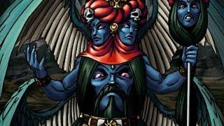 Shin Megami Tensei IV: Apocalypse - Boss: Satan (Apocalypse