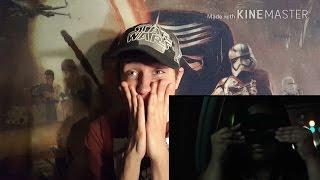 Dark Night Official Trailer Reaction