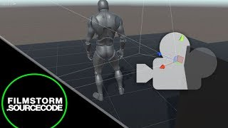 Unity 5] Tutorial: How to make a Third Person Camera in Unity