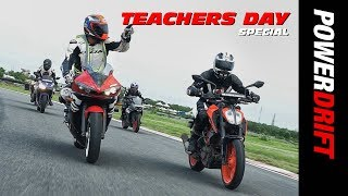 Teachers' Day Special : PowerDrift Goes Back to School