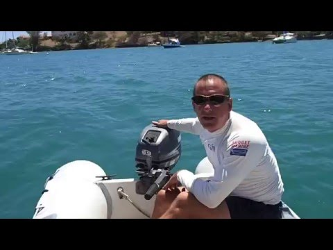 Carb cleaning - Yamaha 9.9HP 2-stroke outboard