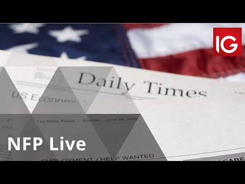 Trading the NFP | IG Live
