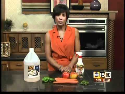 How To Clean Your Vegetables Using Vinegar