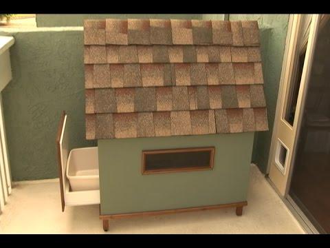 Cat House Inspiration