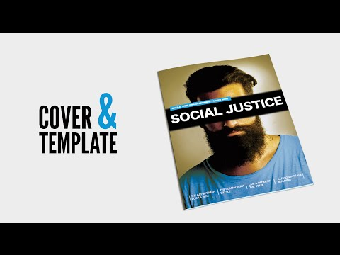 Cover & Template Design | Adobe Illustrator/Photoshop | Social Justice