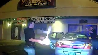 Driver JUGGLES His Way Out Of A SOBRIETY Test!   What