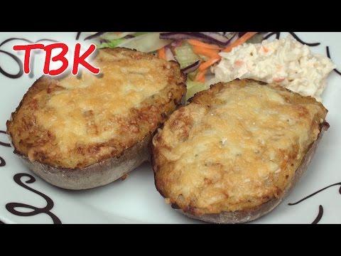 Delicious Kentucky Baked Potato Recipe - Titli's Busy Kitchen