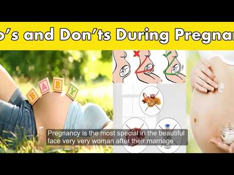 Women should avoid these mistakes - 15 Huge Mistakes Every Pregnant Woman Must Avoid