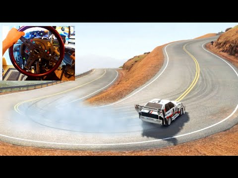 Dirt Rally GoPro Back to Pikes Peak to Rip the Handbrake!!
