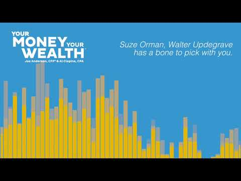 Should I Retire at 70? with Walter Updegrave - Your Money, Your Wealth EP142
