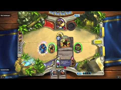 Hearthstone: Farming basic cards with efficiency (w/o commentary)