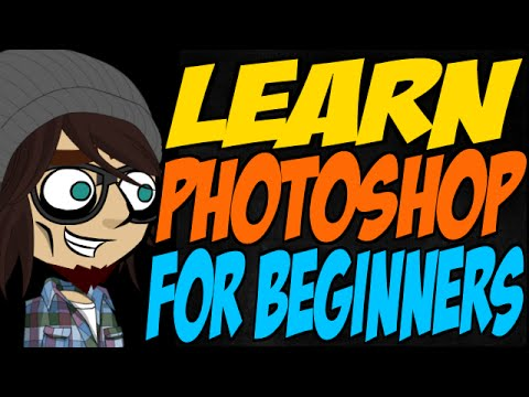 Learn Photoshop for Beginners