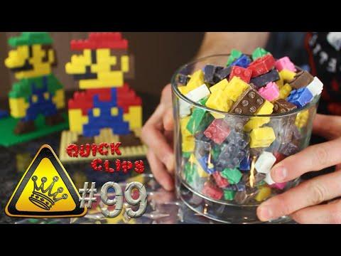 QC#99 - Chocolate LEGO