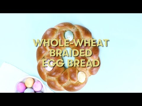 http://www.cookinglight.com/recipes/whole-wheat-easter-egg-bread | Cooking Light