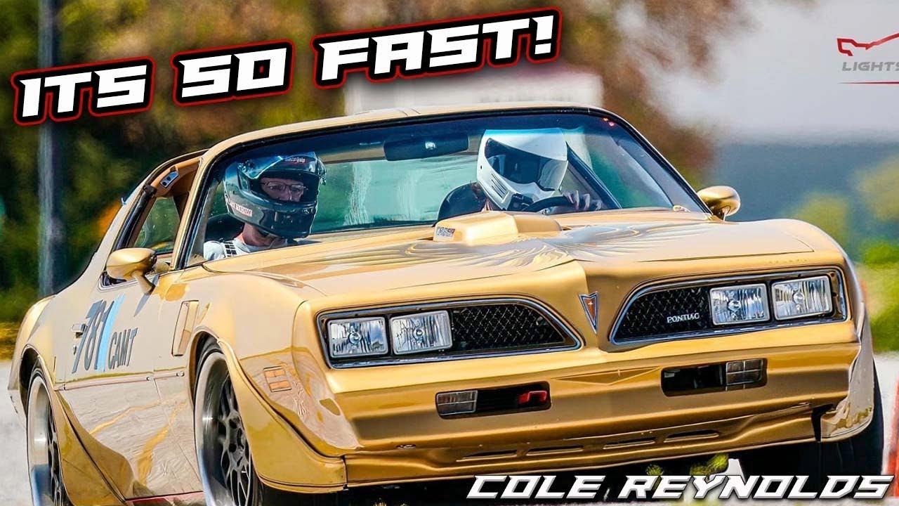 I Raced A Super Rare Car!