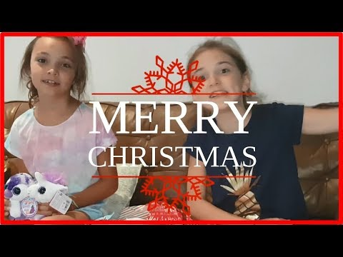 Christmas greeting from Australia to Canada