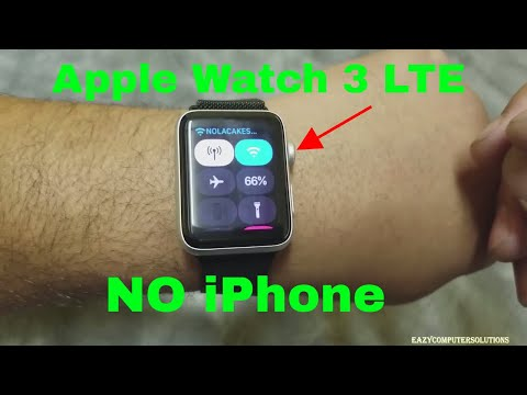 NEW Apple Watch Series 3 LTE All Day WITHOUT iPhone | MUST WATCH !!! | Emails, Text, Calls