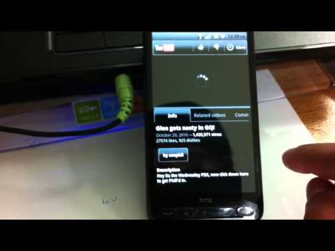 review darkstone HD2Froyo V3 with  kernel harastin v 7.6