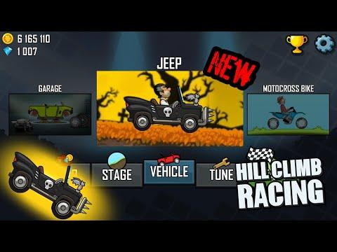 New Jeep Graphics Vampire   Hill Climb Racing 1.37.1