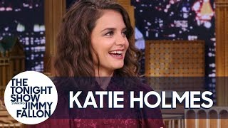 Katie Holmes Attempted Atlantis