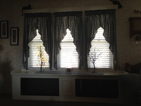 Primitive Curtains For Living Room