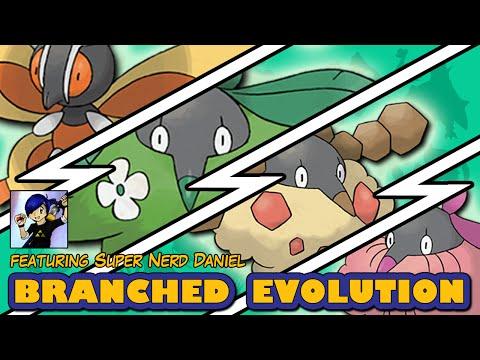 Mothim vs Wormadam | Pokémon Branched Evolution (Featuring Super Nerd Daniel)