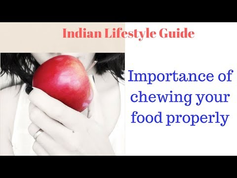 Health benefits of chewing food thoroughly || Chewing your way to weight loss || ILG