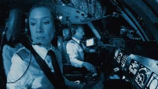 Pilotseye.tv - Lufthansa Cargo MD-11 - Night Departure from Frankfurt [English Subtitles]