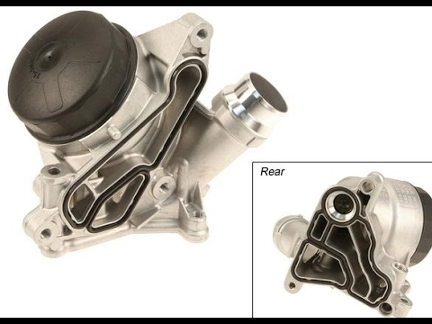 BMW  X5 E70 3.0 Oil Filter Housing Gasket DIY