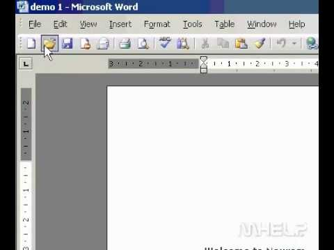 Microsoft Office Word 2003 Print non continuous pages