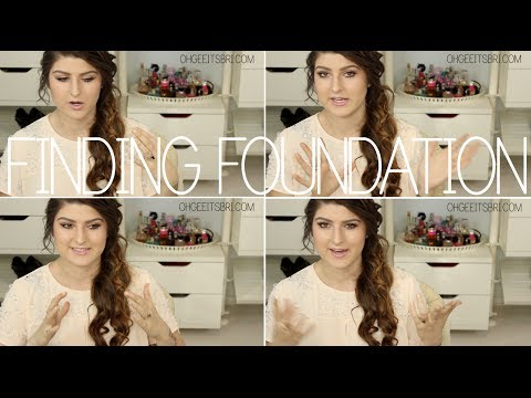 finding your perfect drugstore foundation. ✿ tips & tricks.